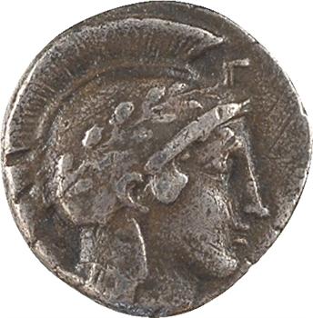 Lucanie, Thurium, triobole, c.443-400 av. J.-C.