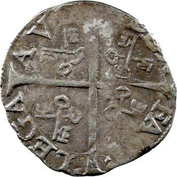 Comtat Venaissin, Jules III, demi-gros, Avignon