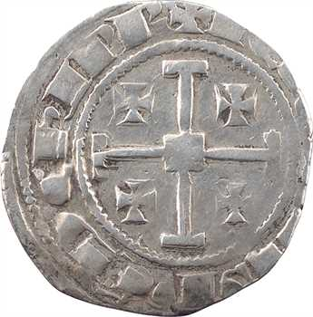 Chypre (Royaume de), Hugues IV, gros, s.d. (1324-1359)