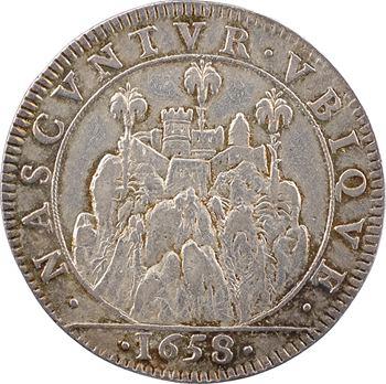Lorraine, Montmédy (ville de), Louis XIV, 1658