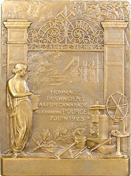 Saint-Étienne (Mines de), Alexandre Pourcel, 1925 Paris
