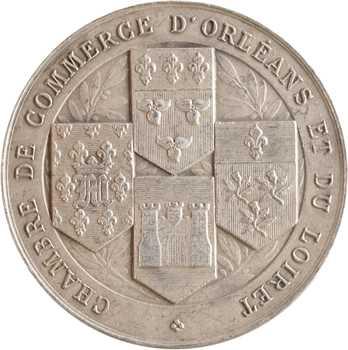 Lanson (A.) : Chambre de Commerce d'Orléans, s.d. Paris