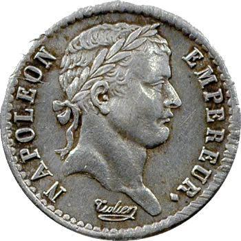 Premier Empire, demi-franc République, 1808 Strasbourg