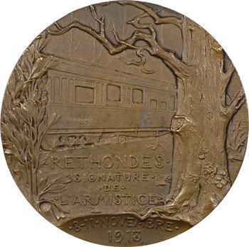 Prud'homme (G.-H.) : le Maréchal Foch et l'armistice de Rethondes, 1918 Paris