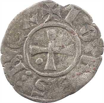 Égypte, Jean de Brienne, denier, s.d. (1219-1221) Damiette ou Acre