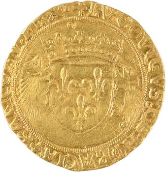 Louis XII, écu d'or au porc-épic, Lyon