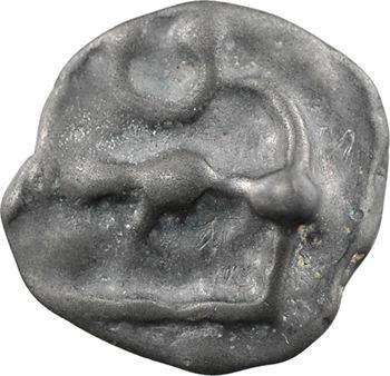 Éduens, potin au mannequin, c.60-50 av. J.-C.