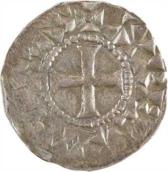 Orléans (vicomté d'), denier au nom de Hugues, c.1010-1025