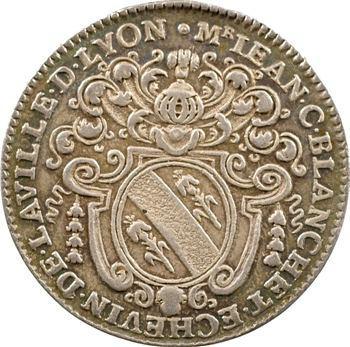 Lyonnais, Lyon (ville de), Jean Blanchet, échevin, s.d