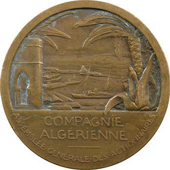 Algérie, la Compagnie algérienne, par Pommier, s.d. (après 1930) Paris