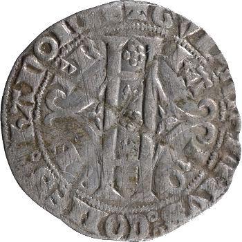 Hainaut (comté de), Guillaume III, plaque, Valenciennes