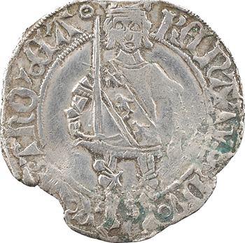 Lorraine (duché de), René II, gros, s.d. (1478-1481) Nancy