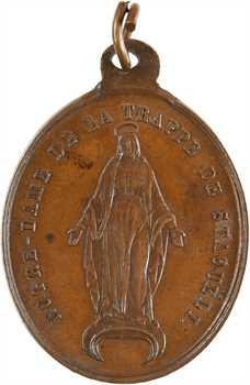 Algérie, Notre-Dame de Staouëli, souvenir de la Trappe d'Afrique, par L. Penin, s.d. Lyon