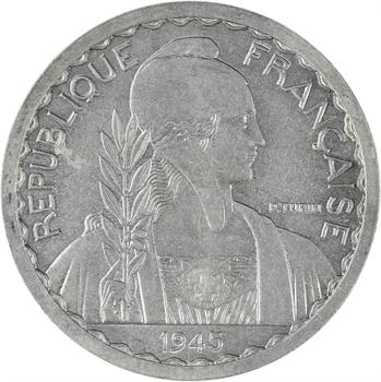 Indochine, essai de 20 centièmes, 1945 Paris