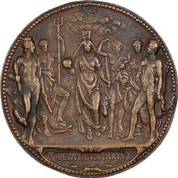 Marie de Médicis, par Guillaume Dupré, s.d. (c.1625), fonte ancienne