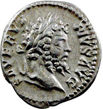 Septime Sévère, denier, Rome, 202-210