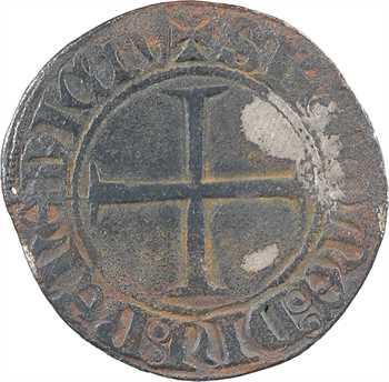 Bretagne (duché de), Jean V, blanc aux neuf mouchetures, s.d. (c.1399-1411) Rennes