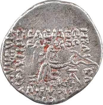 Royaume Parthe, Orodès II, drachme, c.57-38 av. J.-C. Ecbatane