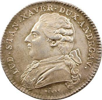 Anjou, Angers (mairie d'), Charles Félix Claveau, maire, 1789