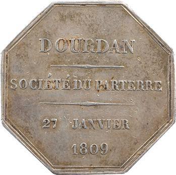 Louis-Philippe Ier, Dourdan, la Société du Parterre, s.d. Paris