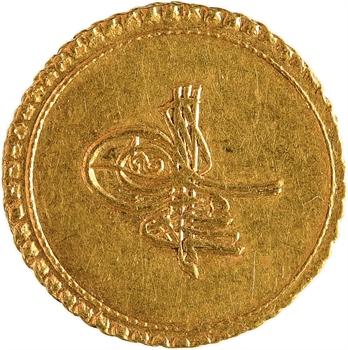 Égypte, Ahmed III, Ashrafi altin, Misr AH 1115 (1720)