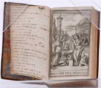 Patin (Ch.), Introduction à l'histoire par la connoissance des médailles, Paris 1665