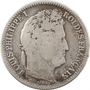 Louis-Philippe Ier, 2 francs, 1832 Limoges