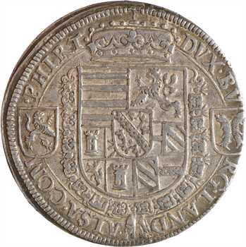 Alsace, Ferdinand archiduc, thaler, s.d. Ensisheim