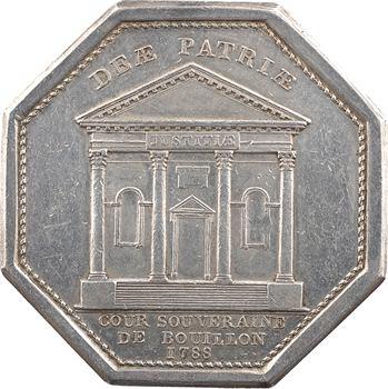Belgique, Bouillon (duché de), Godefroy III duc, 1788