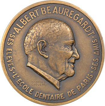 Crouzat (G.) : Albert Beauregardt, école dentaire de Paris, s.d. Paris