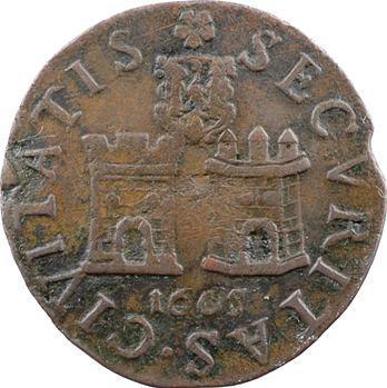 Franche-Comté, Besançon, Claude-François Duchesne, 1665