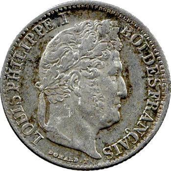 Louis-Philippe Ier, 1/2 franc, 1844 Lille
