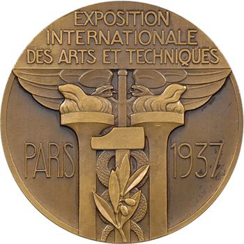 Turin (P.) : Exposition internationale des Arts et Techniques, 1937 Paris