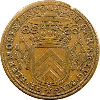 Lyonnais, Lyon (ville de), Alphonse-Louis de Richelieu, archevêque, 1635