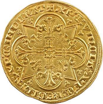 Flandre (comté de), Louis de Male, mouton d'or, s.d. (1356-1370) Gand ?