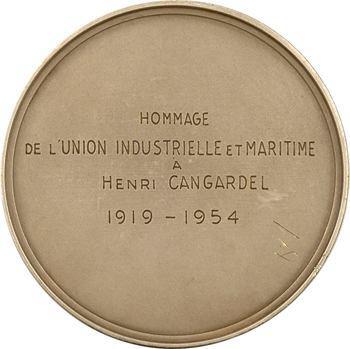 Desvignes (L.) : le Pain, à Henri Cangardel, 1954 Paris