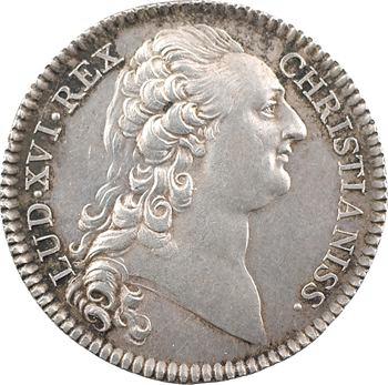 Bretagne, Nantes (notaires royaux de), Louis XVI non signé, s.d
