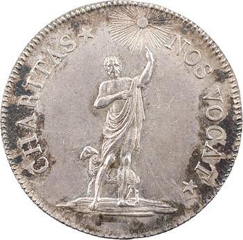 Orient de Valenciennes, jeton maçonnique, Loge de Saint Jean du Désert, s.d. (c.1811-1820) Paris