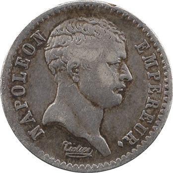 Premier Empire, demi-franc tête de nègre, 1807 Paris
