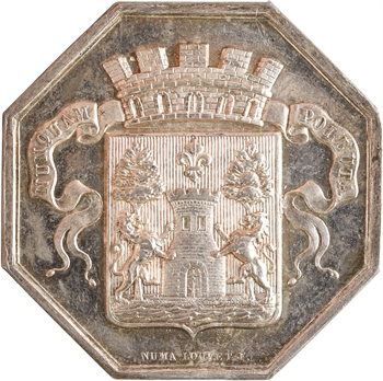 Second Empire, Chambre de Commerce de Bayonne, par Numa Louvet et Brenet, s.d. Paris