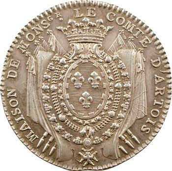 Artois, (Comté d'), Charles-Philippe, comte, s.d