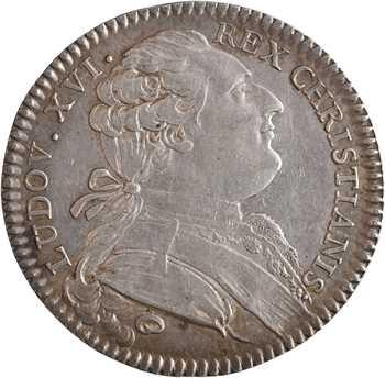 Louis XVI, États de Bretagne, 1780 Paris