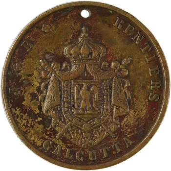 Indes françaises, rentiers de Calcutta, s.d. (Second Empire)