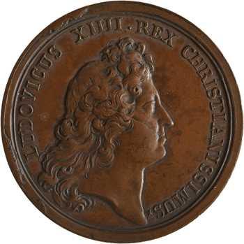 Louis XIV, prise de Dôle le 14 février 1668, 1668 Paris