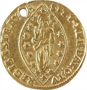 Italie, Venise (ville de), Pietro Grimani, sequin d'or, s.d. (1741-1752)