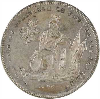Directoire, Bonaparte, victoire pendant la campagne d'Italie, 1796
