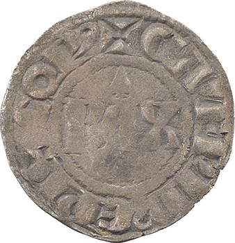 Chalôns-en-Champagne (évêché de), Geoffroi de Grandpré, denier, s.d. (1237-1247) Châlons-en-Champagne