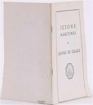 Bigard frères, Jetons maritimes du Havre de Grace, s.d