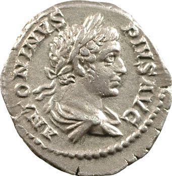 Caracalla, denier, Rome, 205