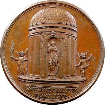 Angleterre, série des Rois par Jean Dassier, Édouard III, s.d. (c.1731-1732)